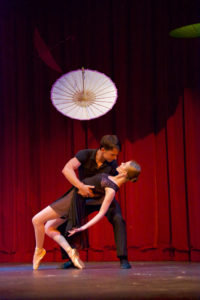 Beyond Ballet at the Preview Night, photo by Dan Axler