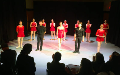 New Works Showcase from Indianapolis Ballet Sizzles